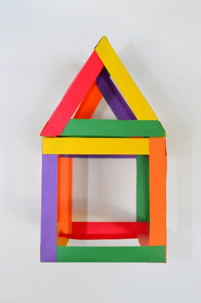 Spatial activities for preschoolers