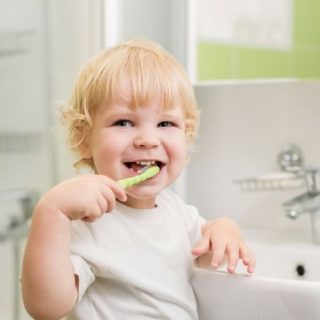 Kids healthy teeth