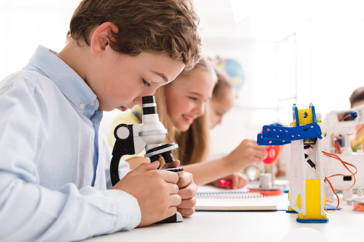 girl builds robot for stanford university competition