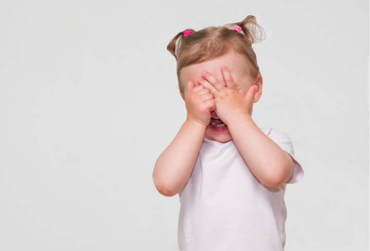 3-year-old temper tantrums getting worse, cries with face covered - 3 year old behaviour getting worse