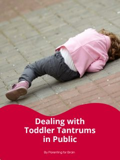 dealing with toddler tantrums in public story